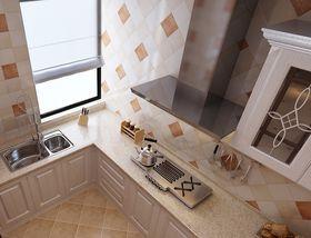 100平米中式风格厨房图片大全