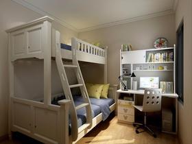 70平米现代简约风格儿童房装修案例
