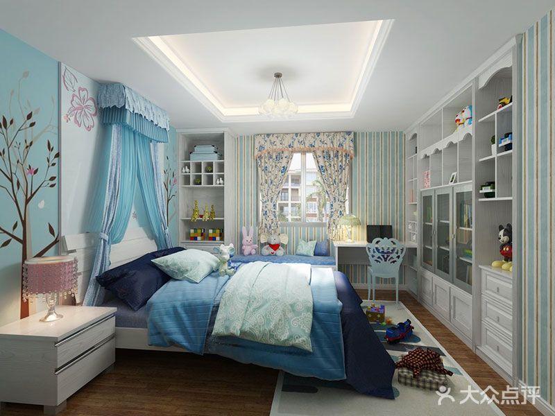 经济型90平米欧式儿童风格房装修效果图关于电灯泡的设计图图片
