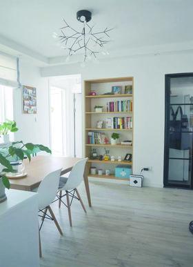 100平米三宜家风格客厅图片