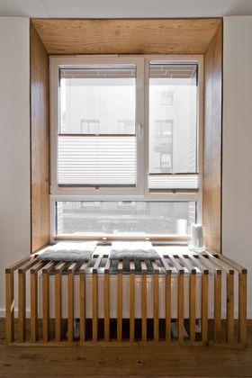 90平米一室一厅北欧风格阳台装修案例