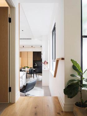 70平米日式风格走廊图