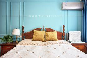 90平米美式风格卧室装修案例