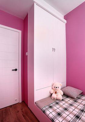 80平米北欧风格儿童房装修案例