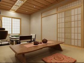 日式风格影音室设计图
