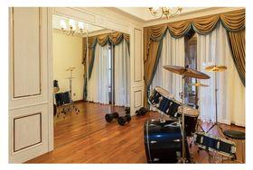 140平米四室两厅新古典风格影音室装修图片大全