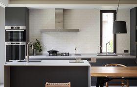 140平米别墅现代简约风格厨房设计图