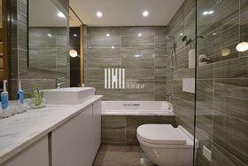 富裕型140平米三室两厅现代简约风格卫生间效果图