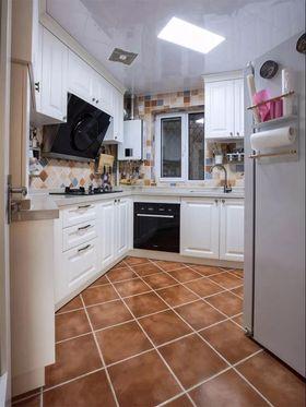 140平米四北欧风格厨房图