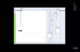 110平米三室两厅宜家风格客厅效果图