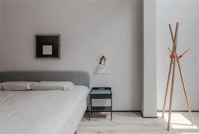 140平米三室一廳現代簡約風格臥室圖片大全