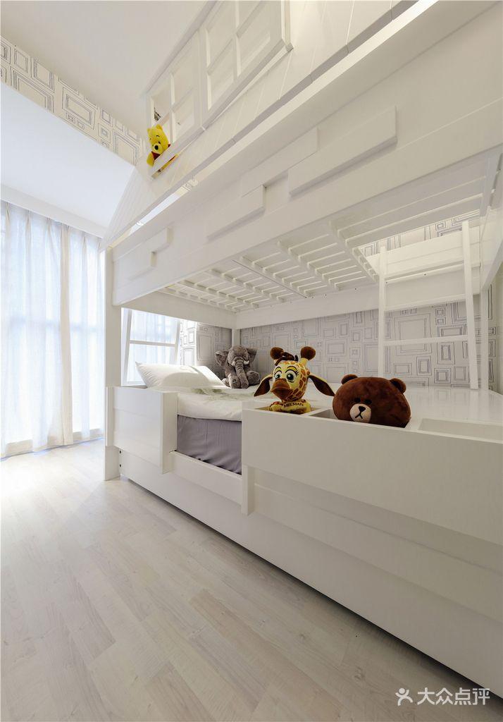 50平米现代简约风格行业设计图徐州室内设计卧室怎么样图片