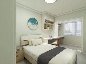 100平米三現代簡約風格臥室裝修案例