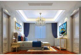 豪华型140平米别墅混搭风格儿童房装修案例