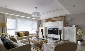 5-10万80平米美式风格客厅图片