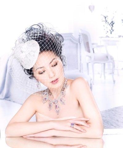 西班牙殿堂级珠宝 缔造你的完美婚嫁