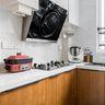 60平米公寓混搭风格厨房装修案例