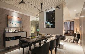 15-20万140平米四室两厅现代简约风格餐厅装修效果图