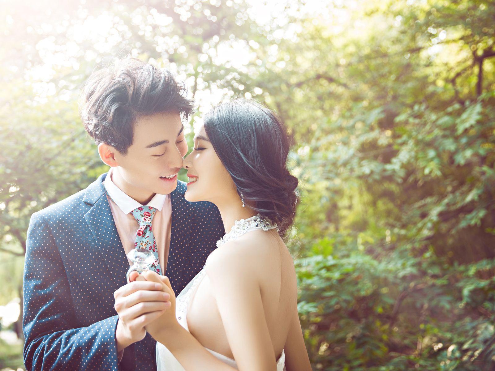 杭州Mr.Miss婚纱摄影