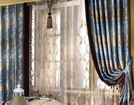 窗台布艺:软装中不可忽视的角落