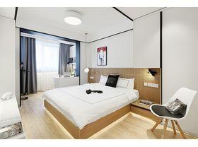 30平米小戶型北歐風格客廳裝修效果圖