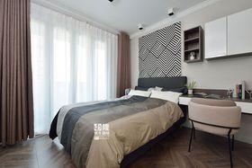 80平米北欧风格卧室图片大全