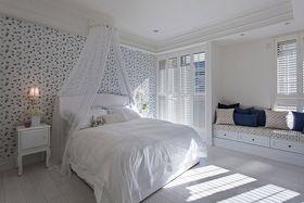 90平米法式风格卧室效果图