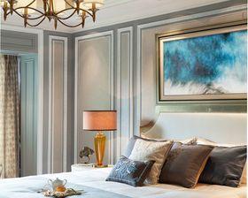 富裕型140平米复式中式风格卧室图片