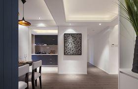 20万以上90平米三室两厅现代简约风格玄关图片