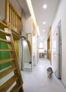 30平米超小户型现代简约风格儿童房效果图