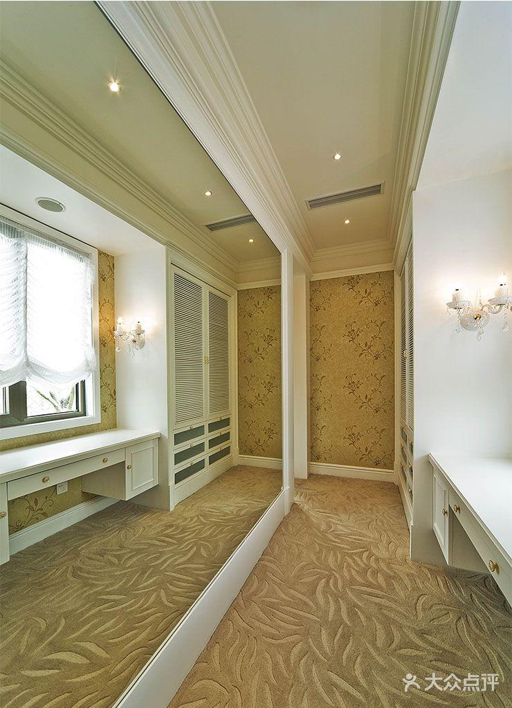 15-20万140平米别墅欧式风格储藏室装修效果图_欧式室