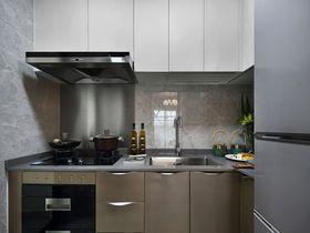 5-10万90平米混搭风格厨房效果图