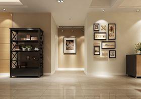 5-10万130平米三室两厅现代简约风格玄关装修效果图