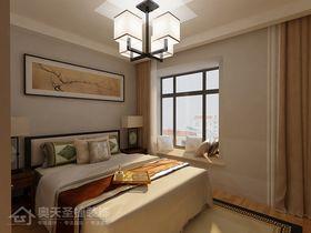 5-10万130平米三室两厅日式风格卧室图片