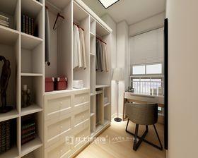 80平米三室两厅北欧风格衣帽间图片