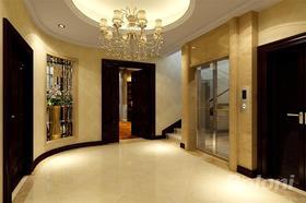 140平米四欧式风格走廊效果图