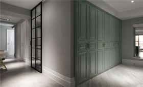 100平米三室一廳現代簡約風格客廳設計圖