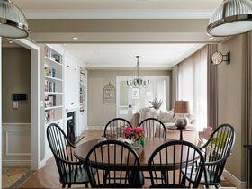 5-10万80平米三室两厅混搭风格餐厅图片