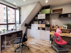 100平米三室一厅现代简约风格阳光房装修效果图