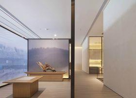 50平米小户型中式风格客厅图