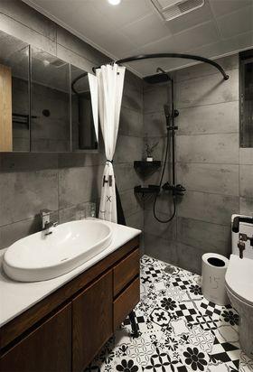 70平米公寓北欧风格卫生间图片大全