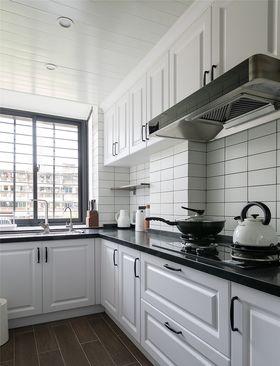 90平米北欧风格厨房装修图片大全