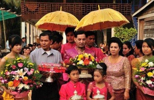 柬埔寨的结婚习俗都有哪些