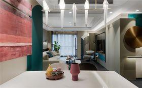 140平米四室两厅混搭风格餐厅装修图片大全
