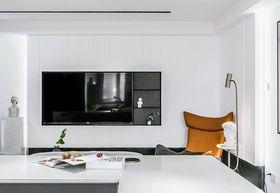 140平米四室两厅现代简约风格客厅效果图