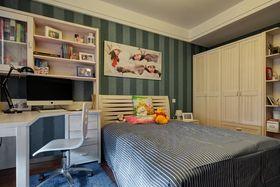 富裕型140平米复式现代简约风格卧室效果图