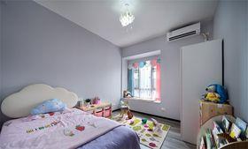 110平米四室两厅现代简约风格儿童房设计图