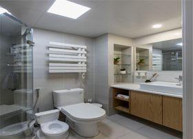 90平米三室一厅北欧风格卫生间效果图