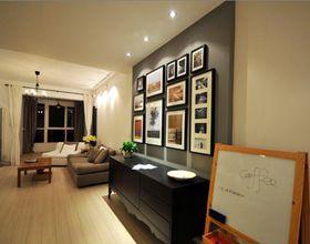 经济型60平米现代简约风格走廊图