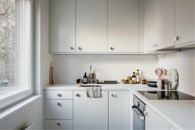 90平米三室两厅宜家风格厨房设计图